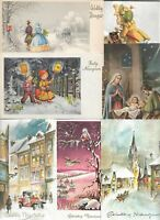 Happy New Year - Vintage Postcard Lot of 62 - 01.04