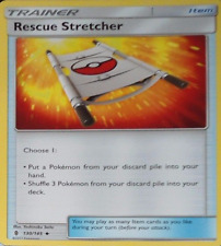 4X Rescue Stretcher (130/145)-Trainer-SM Guardians Rising-NM-Pokemon