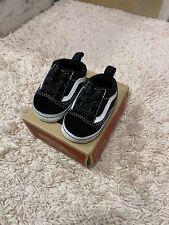 Vans Crib Shoes Size 2