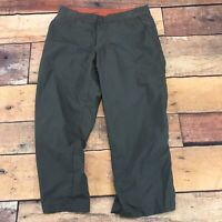 Prana Womens Pants Size XS Hiking Outdoor Capris H118