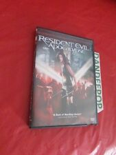 Resident Evil Apocalypse Special Edition 2 Disc Set DVD Movie