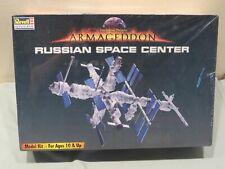 New listing Nib Revell Armageddon Russian Space Center #85-3628 Model Kit 1:144 Sealed Lot 4