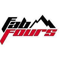 Step Nerf Bar-Crew Cab Pickup Fab Fours J1010