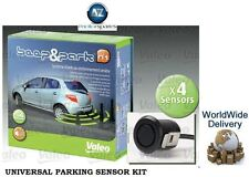 UNIVERSAL PARKING REAR PARKING REVERSE 4 PARK ASSIST SENSOR KIT