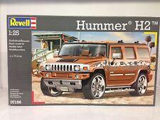 +++ Revell Hummer® H2 1:25 07186