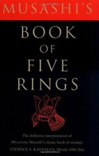 Musashis Book of Five Rings: The Definitive Inter