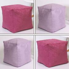 Footstool Beanbag Cover Bean Bag & Inflatable Furniture