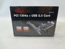Rosewill RC110-LX PCI 1394+ USB 2.0 Card *New Unused*