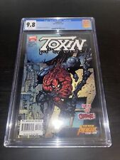 Toxin #3 CGC 9.8 Son Of Carnage New Avengers Tie-In
