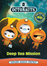 Octonauts Deep Sea Mission NEW DVD FREE SHIPPING!!