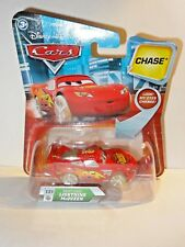 CARS - CHASE PAINT MASK LIGHTNING MCQUEEN Mattel Disney Pixar - INTROVABILE