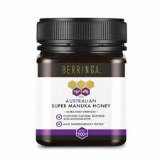 Berringa Australian Super Manuka Active MGO 900 Honey 250g Jar