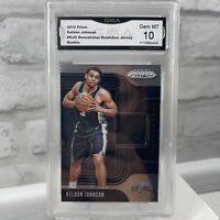 2019-20 Panini Prizm Sensational Rookie Jersey KELDON JOHNSON RC #SS-KJO Spurs