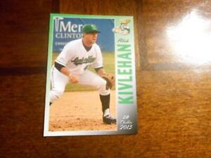 2013 CLINTON LUMBERKINGS Grandstand Single Cards YOU PICK FROM LIST $1-$2 each