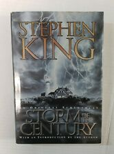 Storm of the Century by Stephen King, Hardcover Book-of-the-Month-Club Edition