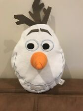 "Disney Frozen Olaf Cushion  12"" X 10"" X 4"""