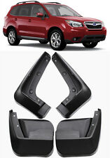 OEM Sport Splash Guards Mud Guards Mud Flaps FOR 2014-2017 Subaru Forester SUV