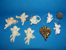 Dollhouse size lot of angels 1/12