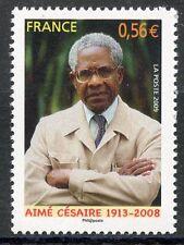STAMP / TIMBRE  FRANCE  N° 4352 ** AIME CESAIRE POETE ET HOMME POLITIQUE