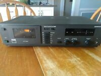 NAD 6125 Cassette Deck - For Parts or Repair