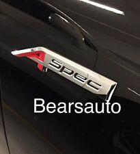 Acura ASPEC Side Emblem ILX Honda Brand New 75717-T3R-A01 Genuine OEM