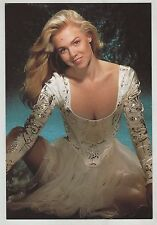 BEVERLY HILLS 90210 postcard cartolina JENNIE GARTH as KELLY TAYLOR 90's