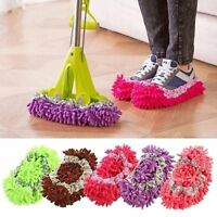 Lazy Mop Cleaner Floor Cleaning Slippers Shoes Dust Cleaner Clean Shoe Covers