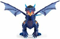 Untamed Legends Dragon Vulcan Interactive Blue Lights And Sound Glows New
