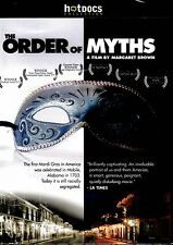 NEW DVD - The Order of Myths  - American Black History/Culture - Margaret Brown,