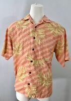 Tommy Bahama Mens Short Sleeve Shirt Size M