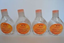 4 BOTTLES KY K Y TOUCH 2-in 1 Warming Personal Lubricant 5.0 oz HTF BRAND NEW