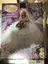 6 Total Booklets NEW GEMS OF THE SOUTH COLLECTION FASHION DOLL CROCHET PATTERN