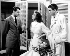 "CLARK GABLE JAMES STEWART HEPBURN ""THE PHILADELPHIA STORY"" - 8X10 PHOTO (DA-324)"