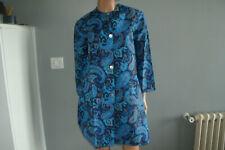 blouse nylon  nylon kittel nylon overall N° 2975 T44