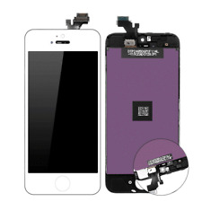 For iPhone 5S Black LCD Display Touch Screen Replacement Digitizer Assembly UK