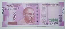 India 2000 2,000 Rupees, 2016/2017, P-NEW, Currency money, UNC