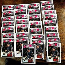 1988-89 o-pee-chee #13  MARCEL DIONNE   30 card lot   new york rangers