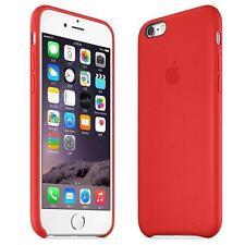Para Apple iPhone se 5s 6s 7 Plus De Lujo De Cuero Estuche con Funda Rígida Ultradelgada