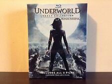 Underworld Legacy Collection (Blu-ray Disc, 2012, Canadian; Bilingual)