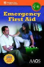 Emergency First Aid: 1, New Books