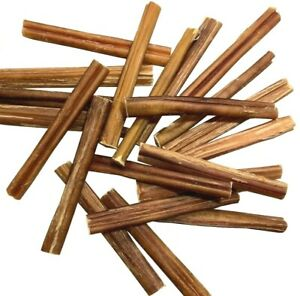 6 inch BULLY STICK Dog Chew - Excellent Dog Treat - VALUE PACKS!!