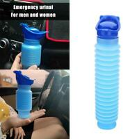 ~Portable Urinal Bottle Male Female Car Travel Camping Toilet Loo 1000ML HQYL~