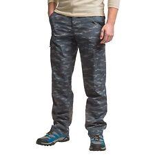 New Men`s Columbia Silver Ridge Printed Cargo Pants Camo Print MSRP$65