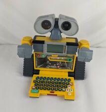 Disney Pixar Vtech WALL-E LEARNING LAPTOP Computer Robot Talking Educational PC