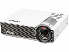 Asus P3B White Portable LED Projector, 1280 x 800,  100000:1, 800 ANSI Lumens, H