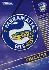 Parramatta Eels Single 2018 Season NRL & Rugby League Trading Cards