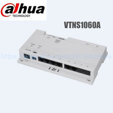 Dahua DH-VTNS1060A POE Switch for Indoor Monitor + Power Adapter Dahua IP System