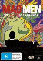 Mad Men : Season 7 : Part 1 (DVD, 3-Disc Set) NEW