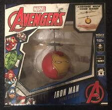 Marvel Avengers Iron Man Flying UFO Ball Helicopter