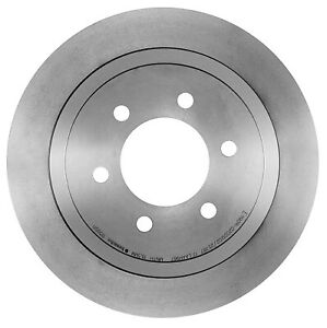 Brembo Rear Coated Vented Disc Brake Rotor 348mm For Ford F-150 Lincoln Mark LT